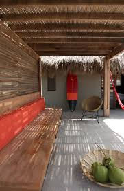 just open a hidden beach hotel in oaxaca orange outdoor