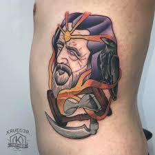 color tattoos u2022 krueger tattoo studio
