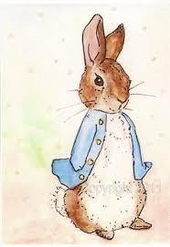 clip art peter rabbit clip art