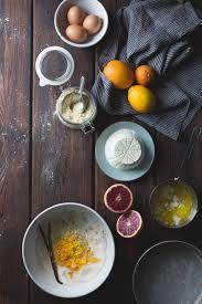 blood orange u0026 corn flour ricotta cake with whipped mascarpone