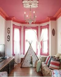 Walls And Ceiling Same Color Using Color To Define And Expand A Room
