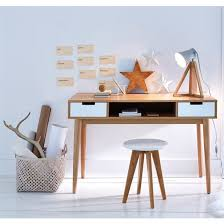 bureau console la redoute le à poser design lida bureau vintage bureaus and desks