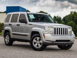 used 2010 jeep 2010 used jeep liberty rwd 4dr sport at luxury cars