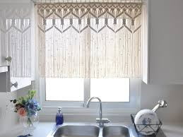 kitchen faucet amazing kitchen valance curtain ideas