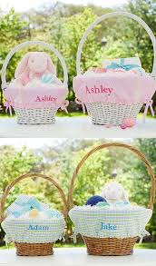 personalized easter baskets pottery barn ideas