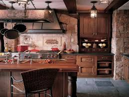 kitchen fabulous rustic industrial restaurant design country