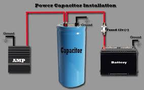 why car audio capacitors don u0027t work axleaddict