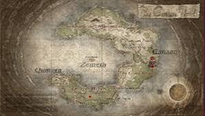 map of vi ys vi the ark of napishtim areas ys wiki fandom powered by wikia