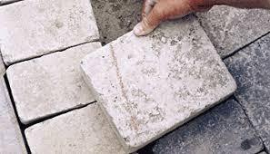 How To Cut Patio Pavers Unilock Paver Instalation And More