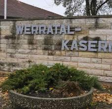Bad Salzungen Kaserne In Thüringen Soldat Verletzt 13 Kameraden Bei Autounfall