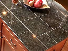 kitchen counter tile ideas styles of kitchen countertops the pros and cons of each