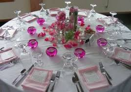 Wedding Reception Table Settings Purple Wedding Reception Table Decor Best 25 Purple Table