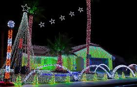 best christmas light displays in the u s