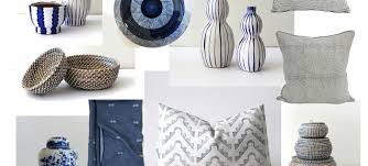 blue u0026 white home decor coveted home