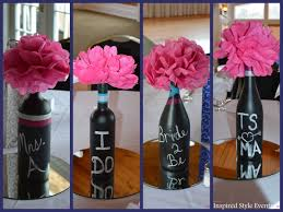 8 best images of wedding shower centerpiece ideas bridal shower