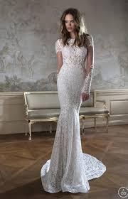 modern bateau cap sleeve mermaid wedding dress open back with lace