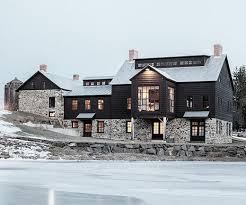 modern farm house contemporary modern farmhouse exteriors kassandra dekoning