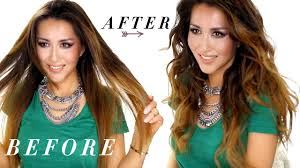 easy loose waves flat iron curls hairstyles ft lionesse