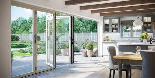 Bi Fold Glass Patio Doors by Patio Doors U0026 Bi Fold Doors J Moon Home Improvements