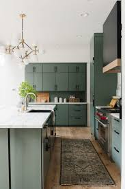 ikea grey green kitchen cabinets 11 green kitchen cabinet paint colors we swear by kitchen