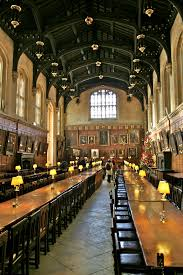 Hogwarts Dining Hall by Christ U0027s Church Oxford And The Inspiration For The Hogwart U0027s