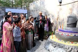 Nek Chand Rock Garden by Department Of Public Relations U0026 Cultural Affairs Chandigarh