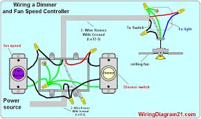 wiring diagram ceiling fan light 3 way switch