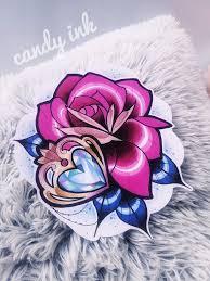 diamond tattoo neo traditional laceegutierrez the sun the moon the stars pinterest girly