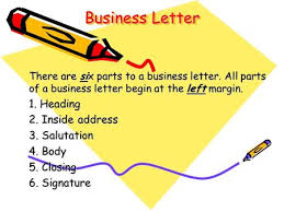 Casual Business Letter Closings Letter Writing Ppt Video Online Download