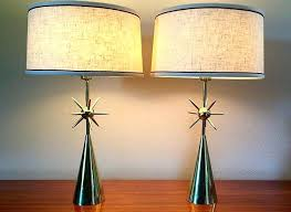 Mid Century Table Lamp Table Lamp Mid Century Table Lamp Shade Modern Style Lamps