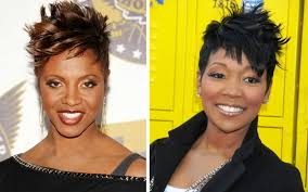 spick hair sytle for black women short haircuts for black women with round faces goostyles com