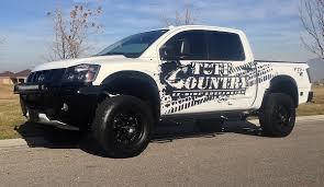 nissan titan mud flaps nissan titan 4wd suspension lift kit 2004 2015 tuff country
