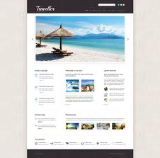 Business Travel Report Template Travel Agency Website Templates