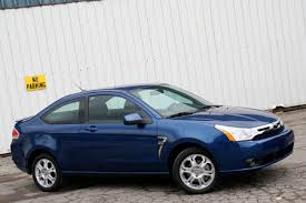 ford focus features review 2008 ford focus ses coupe autoblog
