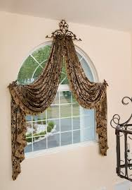 Unique Curtain Rods Ideas Best Selections Of Curtains For Arched Windows Homesfeed
