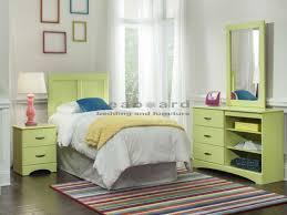 kith 175 lemon lime 4 pc bedroom set