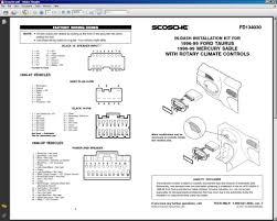 1998 ford taurus wiring diagram 2004 ford taurus ses wiring