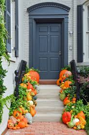 pumpkin decoration images 10 easy essentials for outdoor fall decorating diy