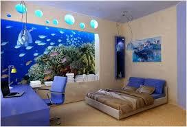 chambre aquarium deco chambre adulte peinture beige aquarium idee deco chambre adulte