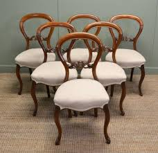 Victorian Dining Chairs Dining Rooms Terrific Antique Victorian Dining Chairs Photo