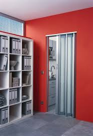accordion room dividers ultra modern in style halo aluminum accordion door from the