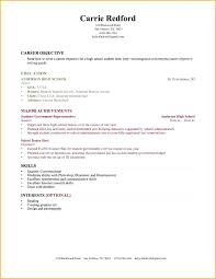 resume exles with no work experience resume exles no experience no experience resume template high