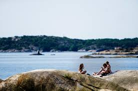 swedes bask in on day of the year the local