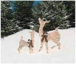 christmas yard decorations nativity set best images collections