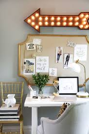 Home Desk Ideas by 107 Best W O R K S P A C E Images On Pinterest Office Spaces