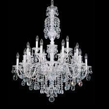 lighting perfectly harmonious look schonbek chandelier for living