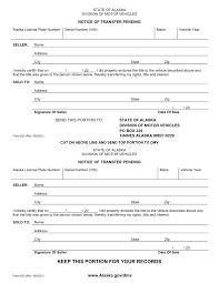 Bill Sale Car by Free Alaska Motor Vehicle Bill Of Sale Form Download Pdf Word
