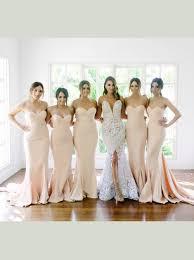 of honor dresses 2017 cheap bridesmaid dresses simple mermaid of honor