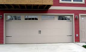 Dalton Overhead Doors Siding With Almond Garage Door And Trim By Wayne Dalton Garage