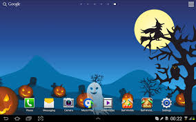 angry birds halloween background parallax wallpaper halloween android apps on google play